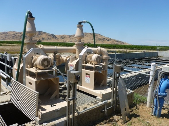 Patterson City Ca Wwtp